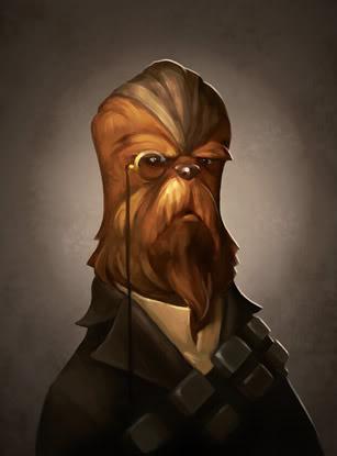 Artwork Star Wars - ACME - by Greg Peltz 02108
