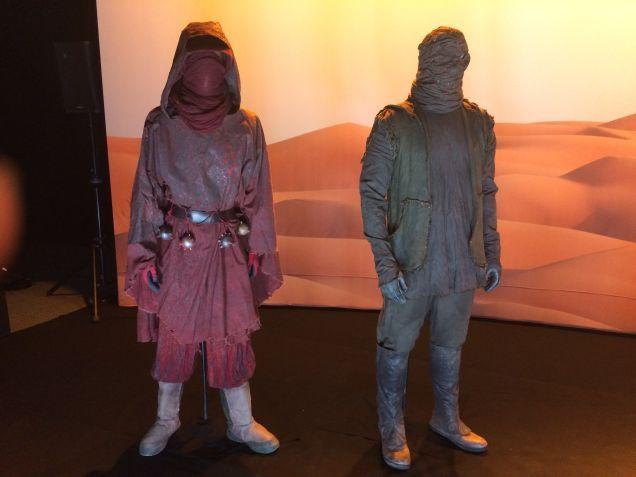 7 - Costumes & Maquettes Star Wars Le Réveil de la Force 02118