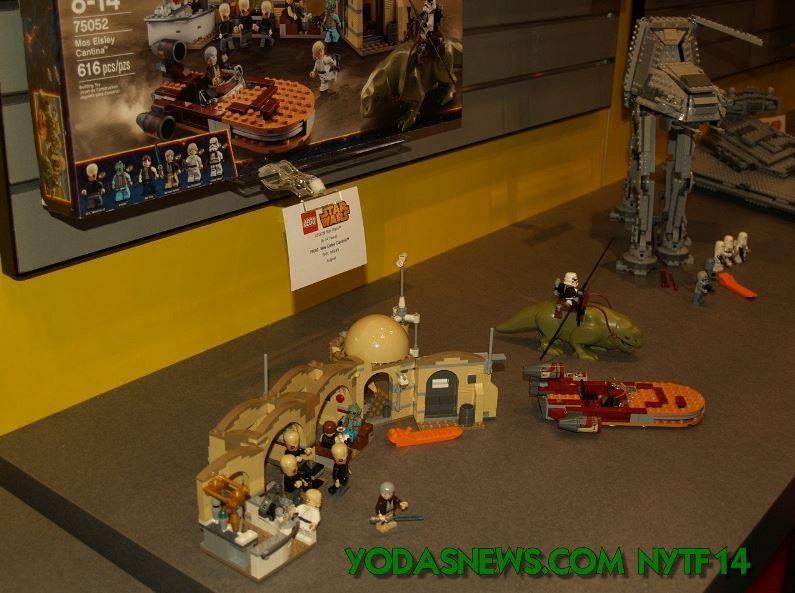 LEGO STAR WARS - 75052 - Mos Eisley Cantina 02128