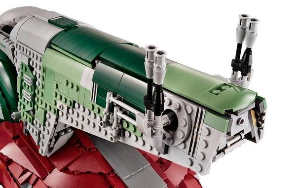 LEGO STAR WARS - 75060 - UCS SLAVE I 02129