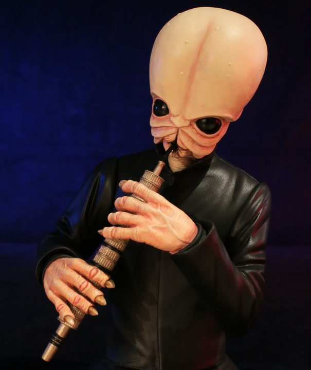 Gentle Giant - Tedn Dahai Cantina Band - Mini Bust 02140