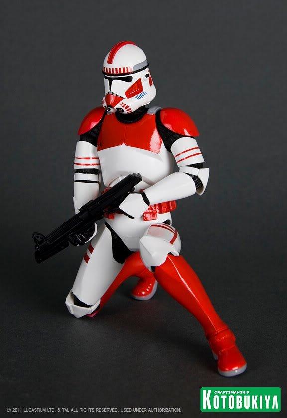 Kotobukiya - Shock Trooper Two Pack ARTFX+ Statue 02141
