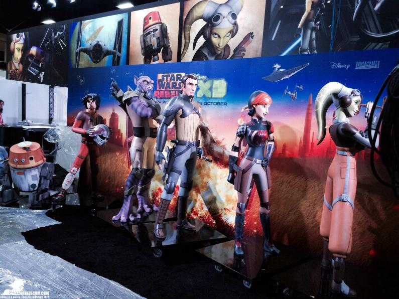 Star Wars - San Diego Comic-con 2014 02142