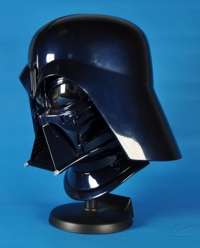 Efx - Darth Vader helmet - Ralph MC QUARRIE concept 02162