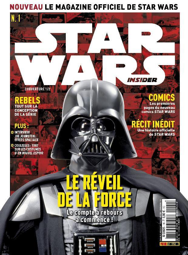STAR WARS INSIDER #1 0219