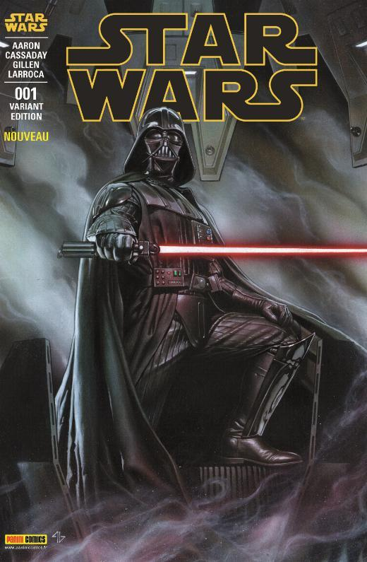 MAGAZINE STAR WARS #1 PANINI - Mai 2015 0221