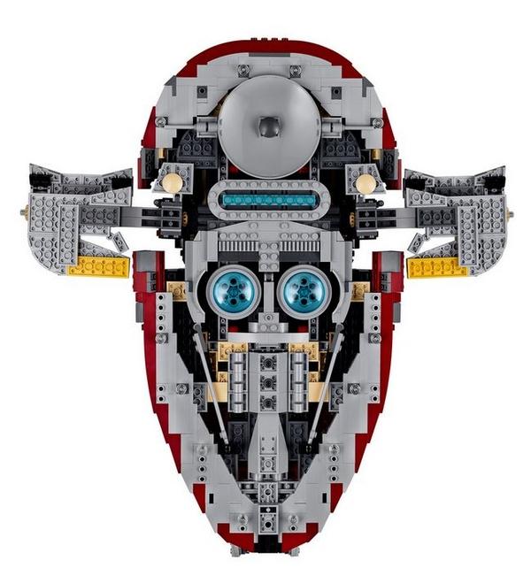 LEGO STAR WARS - 75060 - UCS SLAVE I 02211
