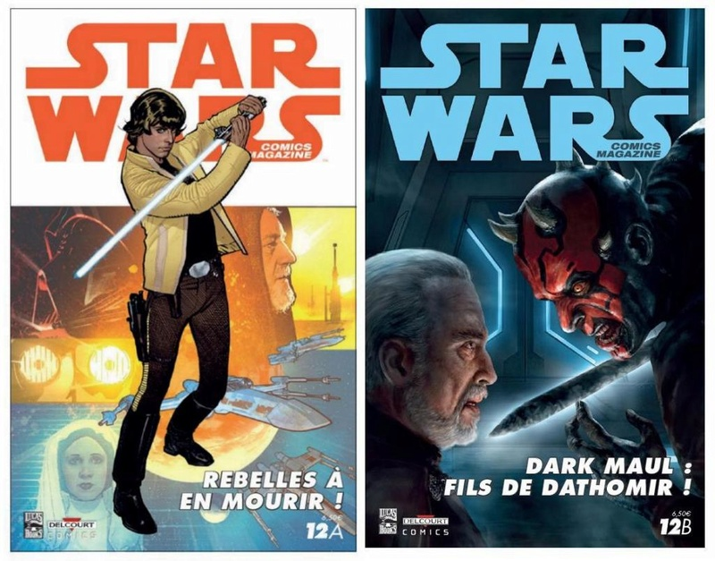 STAR WARS COMICS MAGAZINE #12 - NOVEMBRE 2014 0237