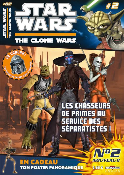 Star Wars - The Clone Wars Magazine - Page 2 0238