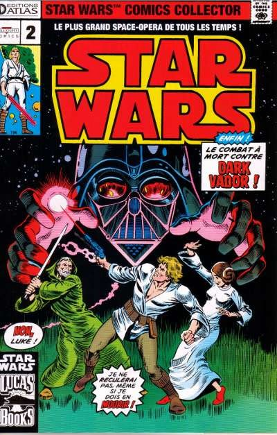 EDITION ATLAS - STAR WARS COMICS COLLECTOR #01 - #20 0239