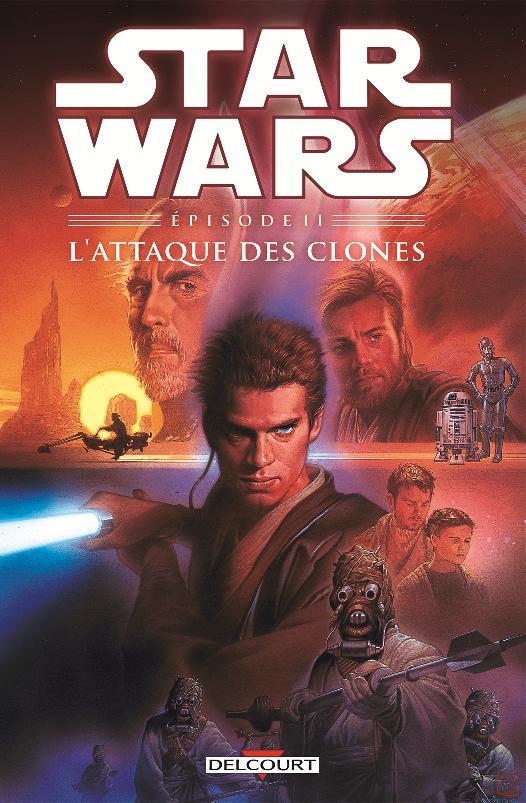 COLLECTION STAR WARS - EPISODES I-VI ET INTEGRALES 0249