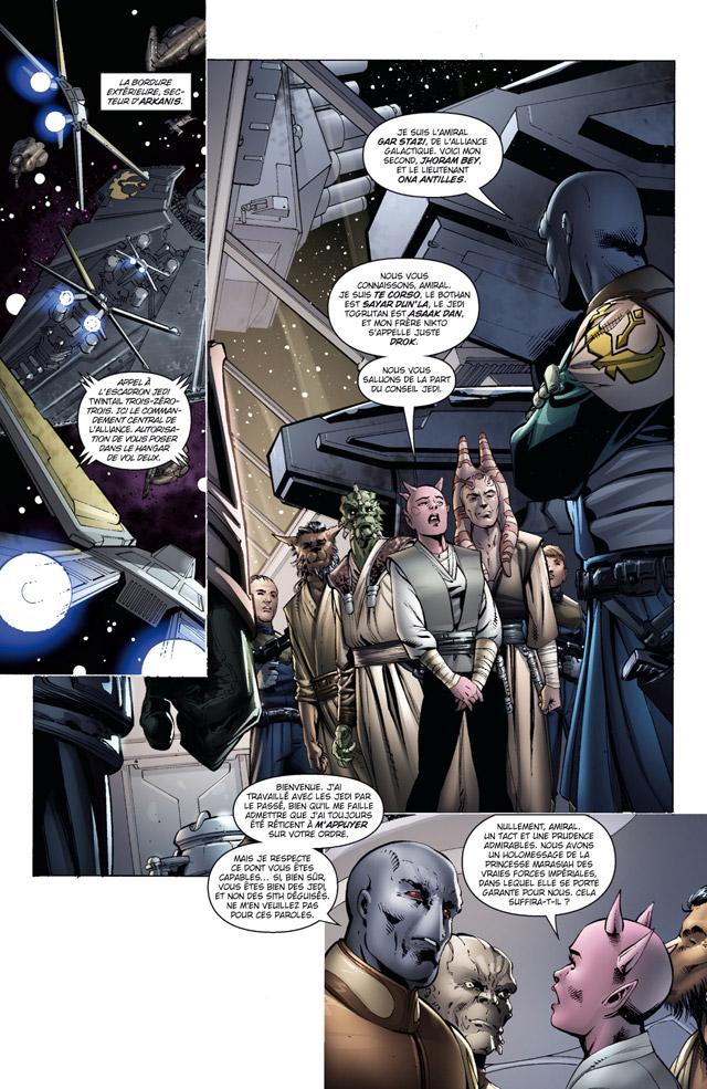 Star Wars - Legacy 8. Monstre 0250