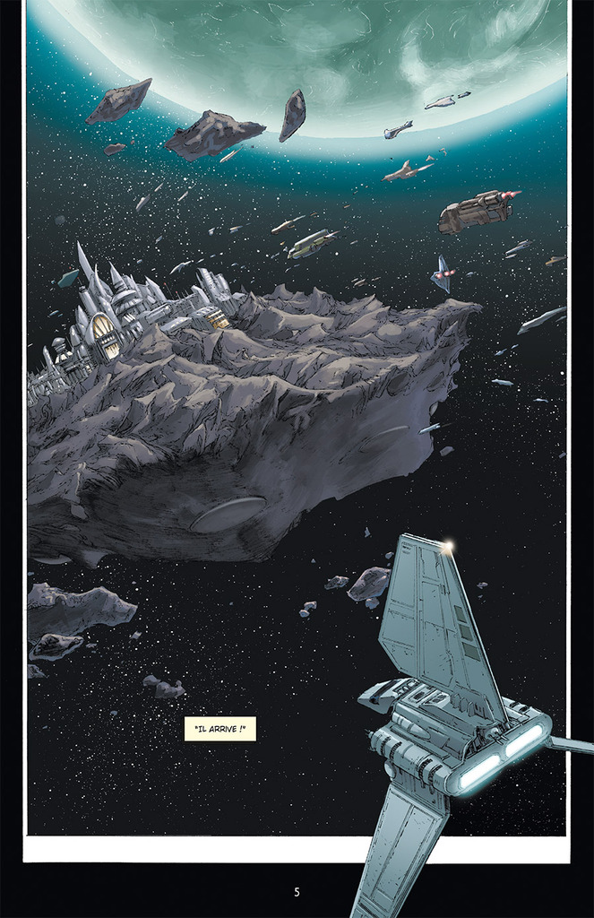 Star Wars - Dark Vador 04 : La Cible 0257