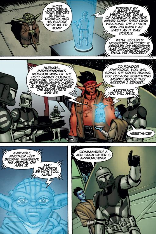 STAR WARS - THE CLONE WARS - Mission - Page 2 0279