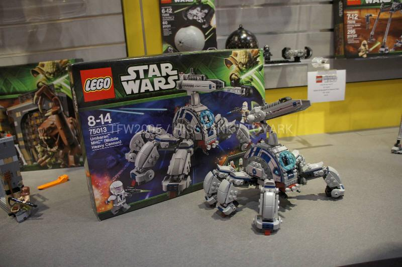 LEGO STAR WARS - 75013 - Umbaran MHC (Mobile Heavy Cannon) 03115
