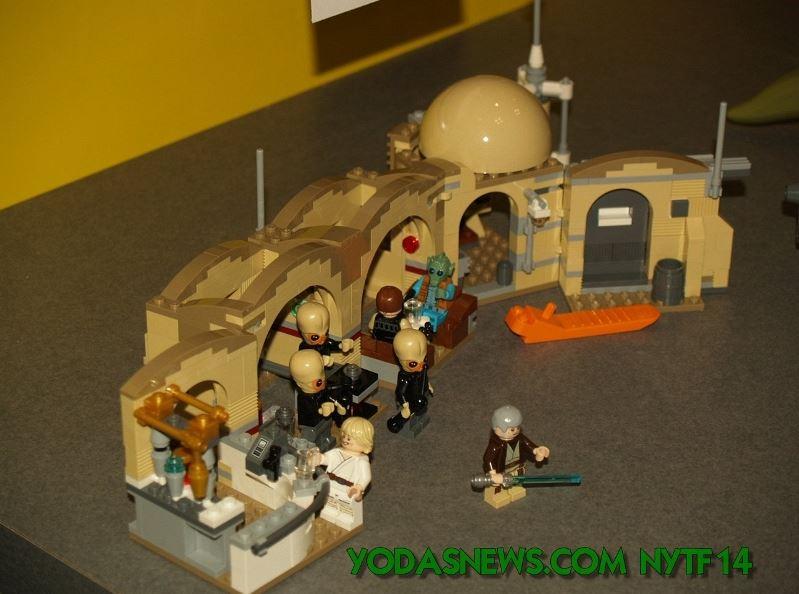 LEGO STAR WARS - 75052 - Mos Eisley Cantina 03116
