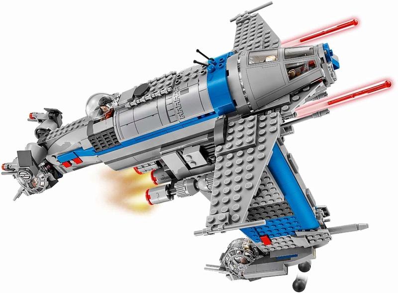 LEGO STAR WARS - 75188 - Resistance Bomber  03118
