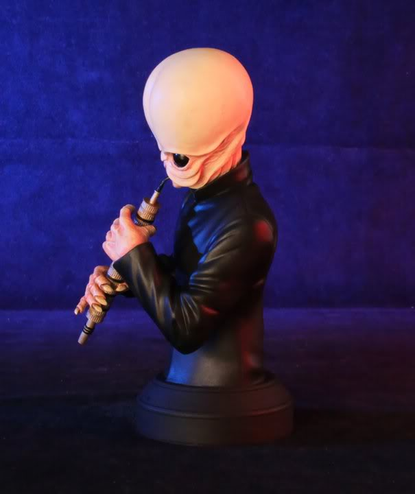 Gentle Giant - Tedn Dahai Cantina Band - Mini Bust 03126