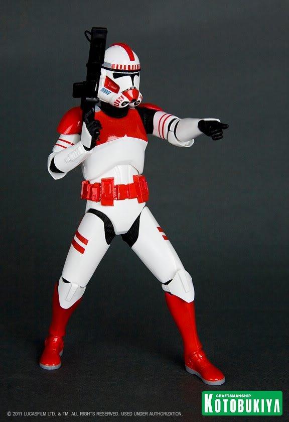 Kotobukiya - Shock Trooper Two Pack ARTFX+ Statue 03127