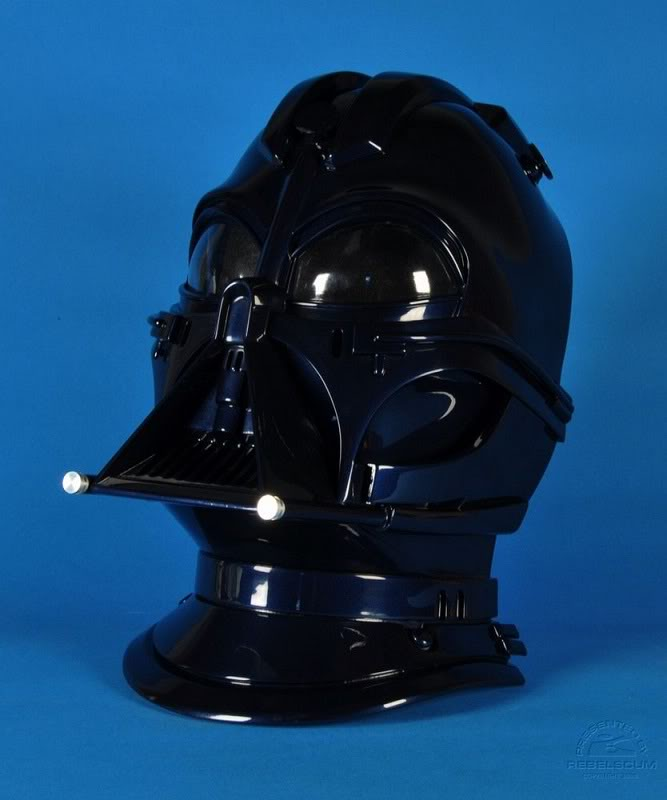 Efx - Darth Vader helmet - Ralph MC QUARRIE concept 03148