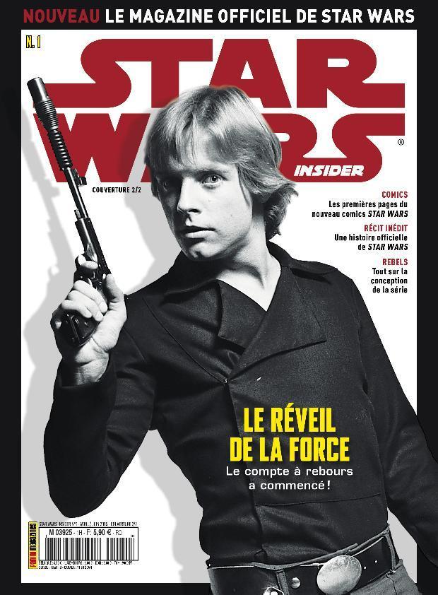 STAR WARS INSIDER #1 0317