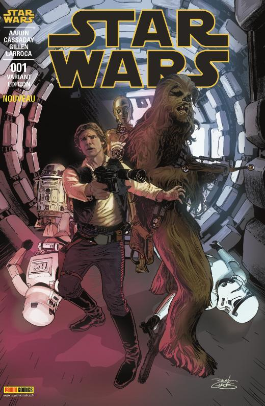 MAGAZINE STAR WARS #1 PANINI - Mai 2015 0319