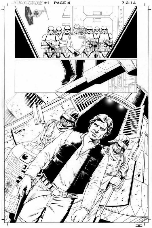Marvel Comics US - Star Wars  0337