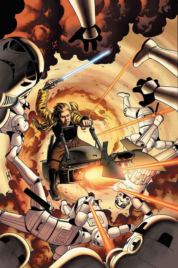 Marvel Comics US - Star Wars  0338