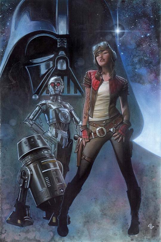 Marvel Comics US - Star Wars: Darth Vader 0340