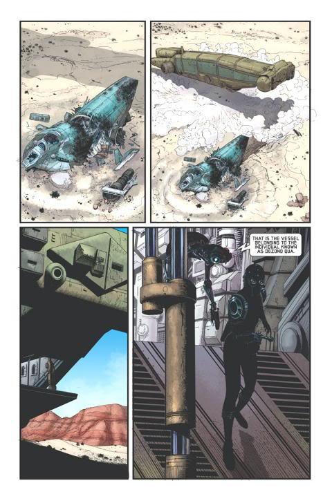 STAR WARS - DARK TIMES - Page 6 0358