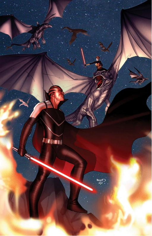 STAR WARS: LOST TRIBE OF THE SITH  0382