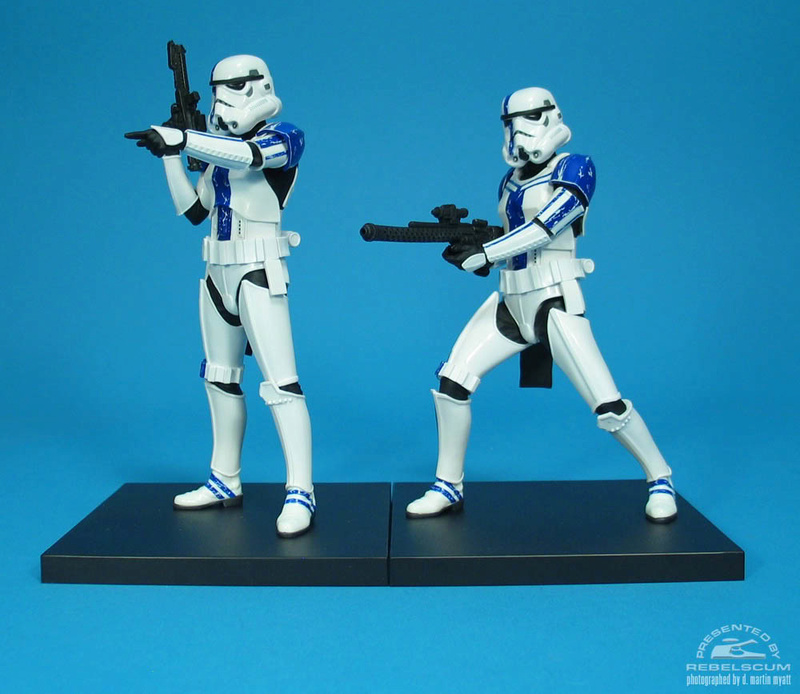 Kotobukiya: SDCC Exclusive ARTFX+ Stormtrooper Commander Set 03_110