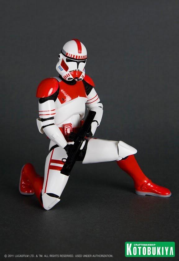 Kotobukiya - Shock Trooper Two Pack ARTFX+ Statue 04108