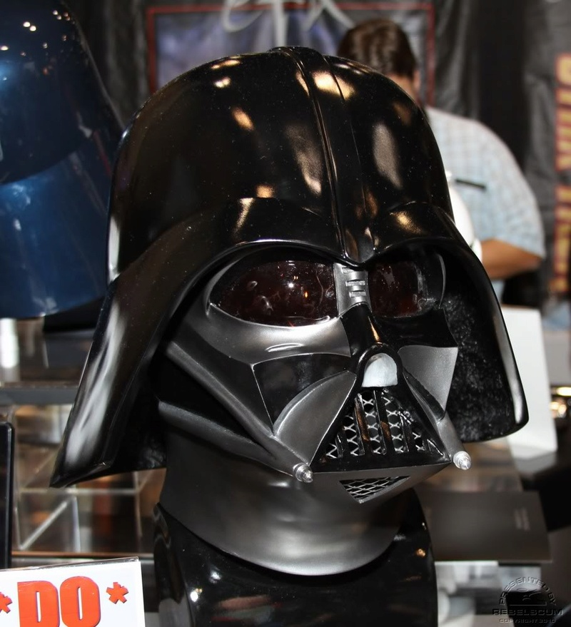 eFX - DARTH VADER HELMET LEGEND - EPISODE IV: A NEW HOPE - Page 2 04127