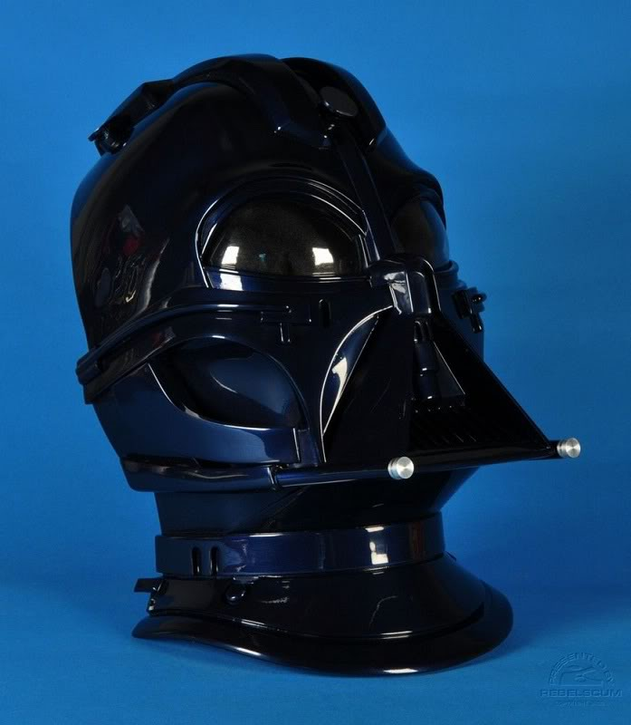 Efx - Darth Vader helmet - Ralph MC QUARRIE concept 04129