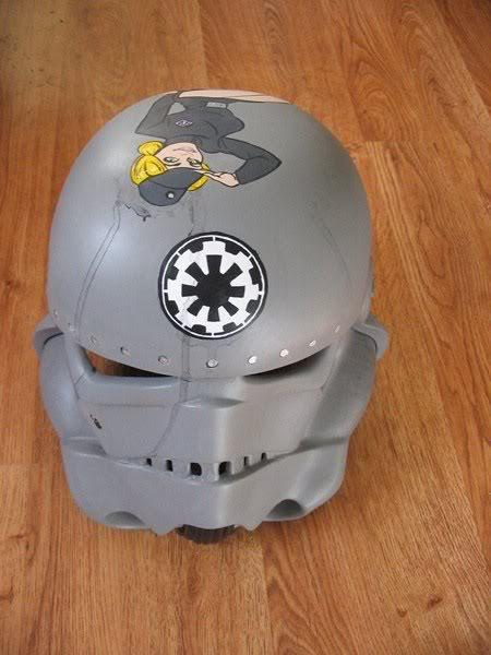 EFX - Stormtrooper Helmet 501 ST Legion TK Project - Page 3 04130