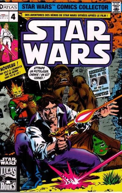 EDITION ATLAS - STAR WARS COMICS COLLECTOR #01 - #20 0432