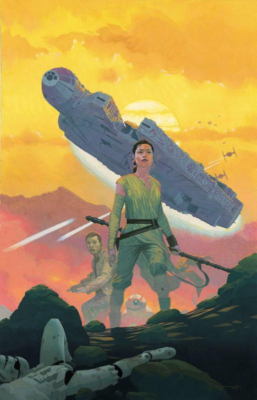 Marvel Comics US STAR WARS: THE FORCE AWAKENS 0437