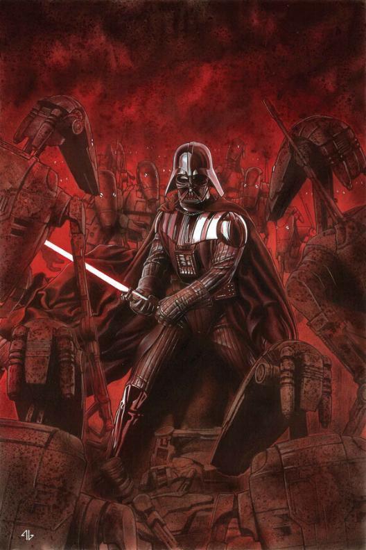Marvel Comics US - Star Wars: Darth Vader 0438