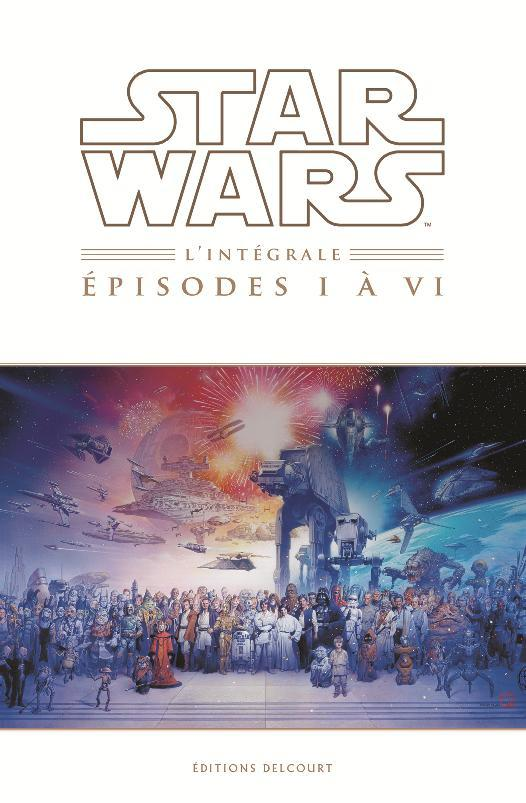 COLLECTION STAR WARS - EPISODES I-VI ET INTEGRALES 0441