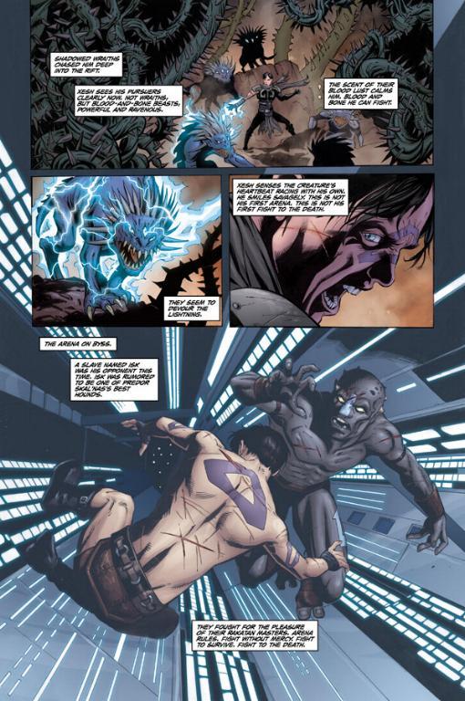 STAR WARS - DAWN OF THE JEDI (VO) - LA GENESE DES JEDI (VF) - Page 3 0448