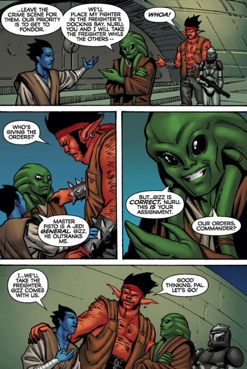 STAR WARS - THE CLONE WARS - Mission - Page 2 0458