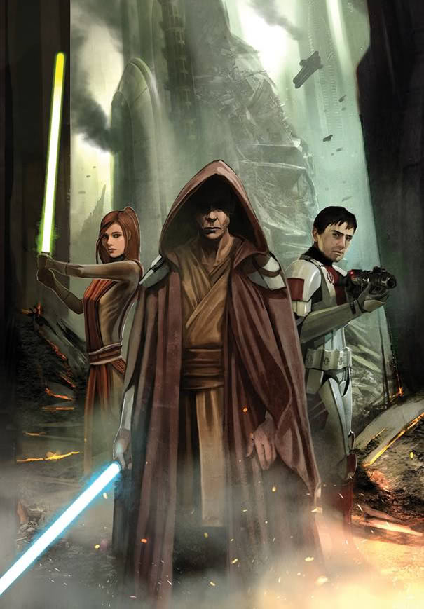 STAR WARS - THE OLD REPUBLIC 0468