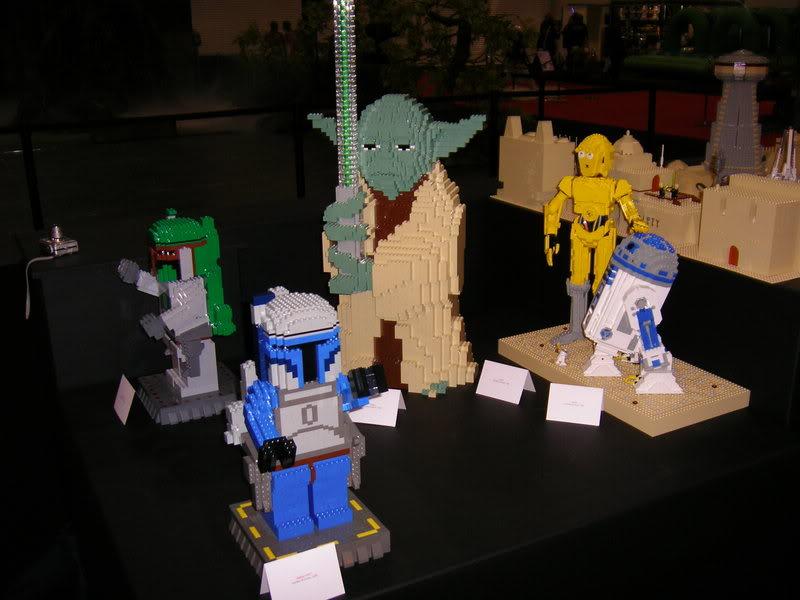 Création 1/1 et grandes tailles LEGO 0486