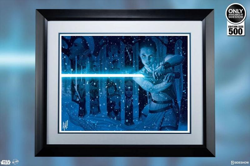 Artwork Star Wars - ACME - In a Galaxy Far, Far Away... 04a10