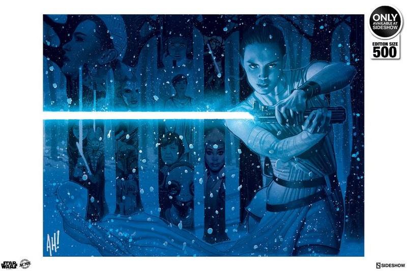 Artwork Star Wars - ACME - In a Galaxy Far, Far Away... 04b12