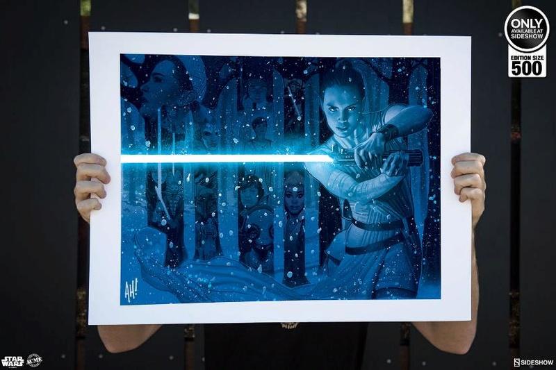Artwork Star Wars - ACME - In a Galaxy Far, Far Away... 04e10