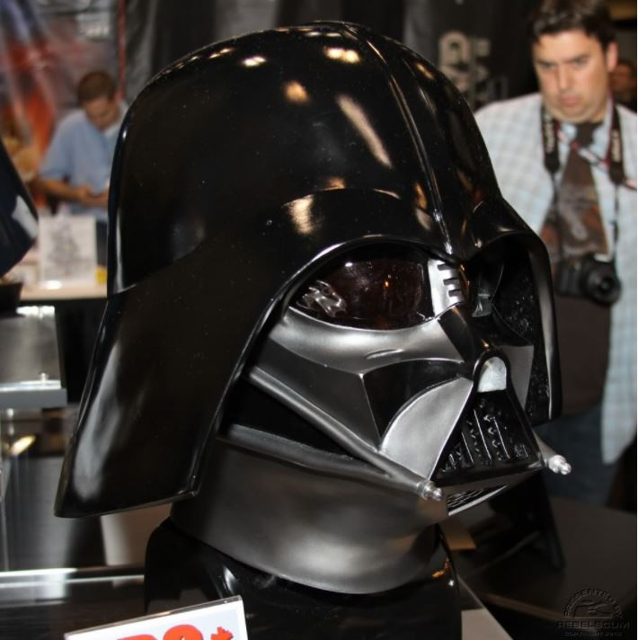 eFX - DARTH VADER HELMET LEGEND - EPISODE IV: A NEW HOPE - Page 2 05113