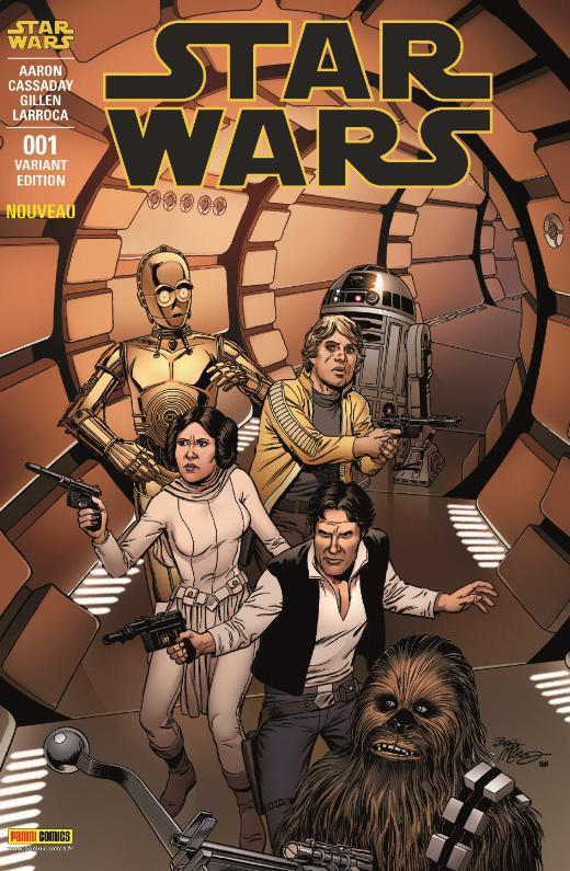 MAGAZINE STAR WARS #1 PANINI - Mai 2015 0518
