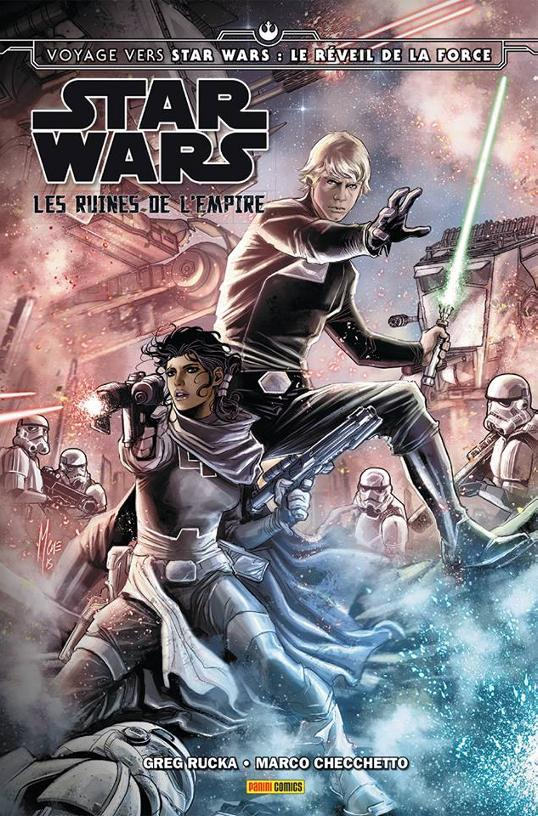 STAR WARS : LES RUINES DE L'EMPIRE 0529